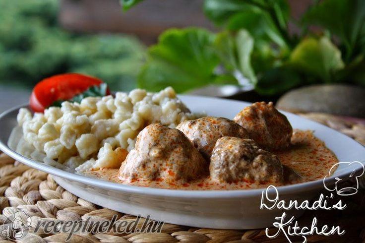 Kipróbált Húsgombóc bakonyi módra recept egyenesen a Receptneked.hu gyűjteményéből. Küldte: Kovacs Dana Gabriella