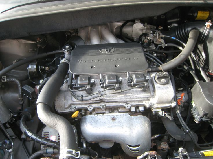Toyota Sienna 1998 Used Engine comes with 3.0, 6, AUTO ...