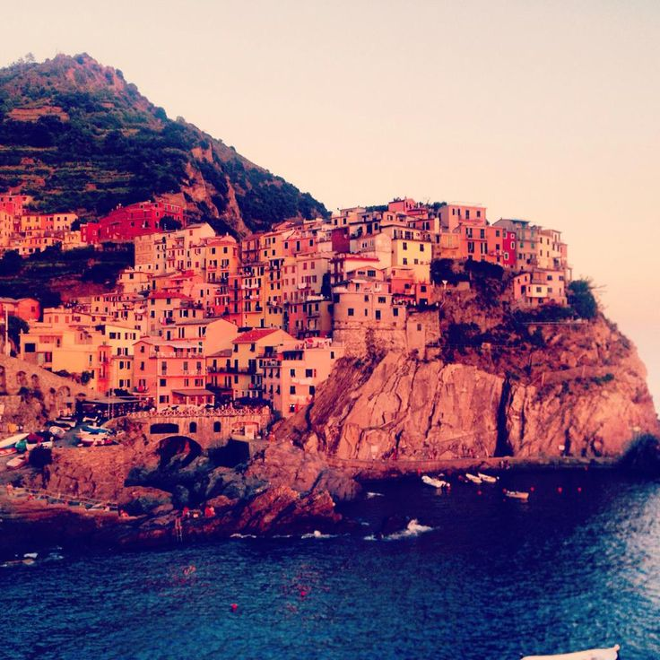 #CinqueTerre an #Italian #beauty  It means five lands and indicates the 5 villages that make this #coast in #italy