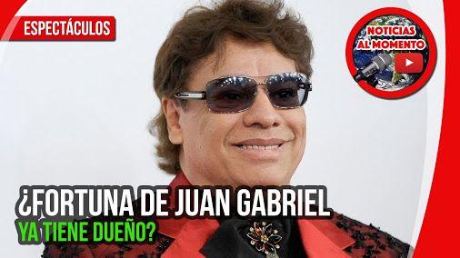 ¿Fortuna de Juan Gabriel ya tiene dueño? 🔴 | Noticias de Juan Gabriel https://goo.gl/6qRJMX