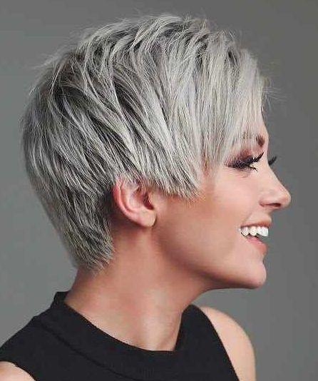 50 neue kurze Bob Cuts und Pixie Haircuts für 2020