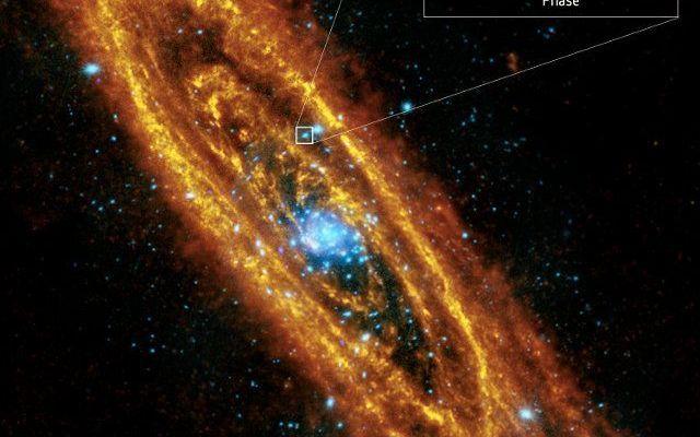"""Un team guidato da un astronomo italiano ha scoperto la prima pulsar nella galassia di Andromeda In un articolo pubblicato sulla rivista """"Monthly Notices of the Royal Astronomical Society"""" viene descritta la scoperta della prima pulsar nella galassia di Andromeda. #pulsar #stelledineutroni #xmm-newton"""