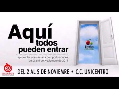Feria - Acodres