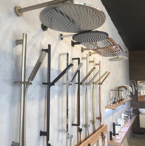 ABI Interiors - Our luxe shower tapware💧💦 . . . . #newpost #bathroom #bathroomdesign #bathroomselfie #marble #lookoftheday #blackandwhite #bath #showerthis #bathtub #bathroominteiors #decor #decoration #decorations #interior #interiors #interiordesign #interiordecor #interiorinspiration #finahem #design #fashion #interiorstyling #livingroom #home #homesweethome #lovelyinterior