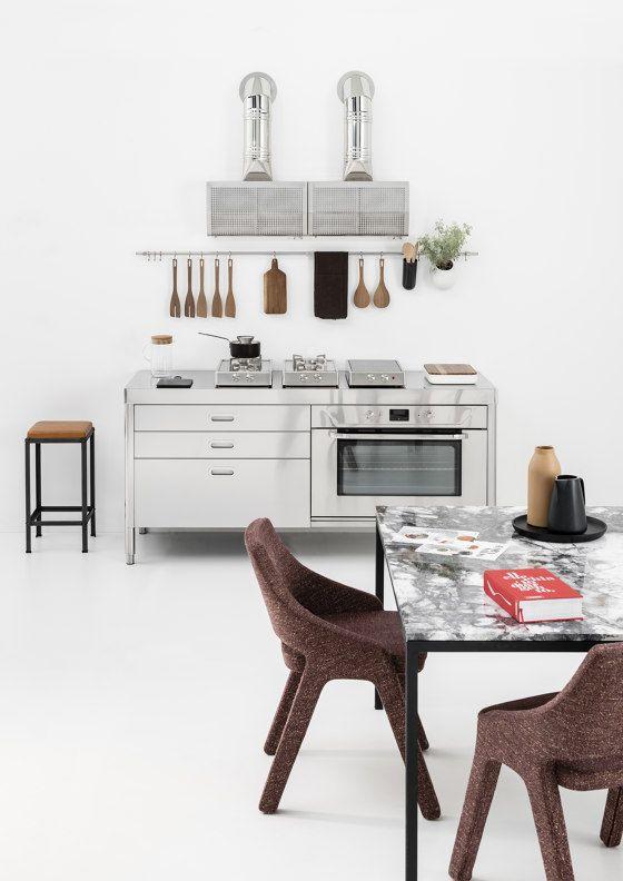 Stir it up: Alpes-Inox\'s Liberi in Cucina system | Kitchen | Cucina ...