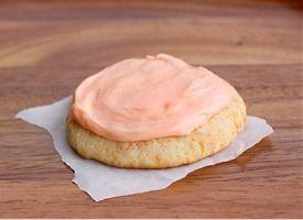Carrot-Orange Cookies