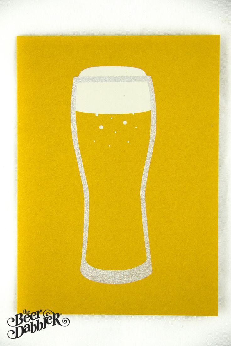 Weizen Glass Card