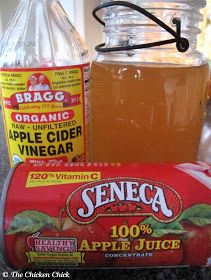 "Make Raw ACV using ""The Mother"" for Pennies per Gallon - TheChickenChick"