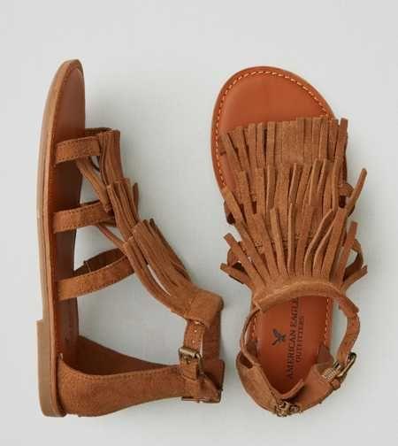 Sandalias con flecos en capas AEO - Envío gratis                                                                                                                                                      Más