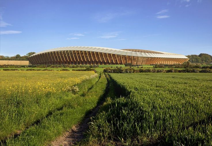 Forest Green Rovers, Eco Park Stadium - Picture gallery