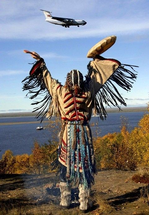 картинки шаман и север кисти