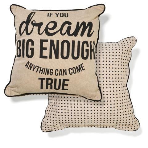 Dream Big Cushion