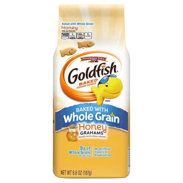 Pepperidge Farm Goldfish Whole Grain Honey Snacks - 6.6oz