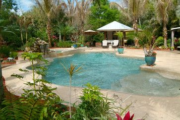 Best 25 Walk In Pool Ideas On Pinterest Beach Entrance Pool Natural Backyard Pools And Dream