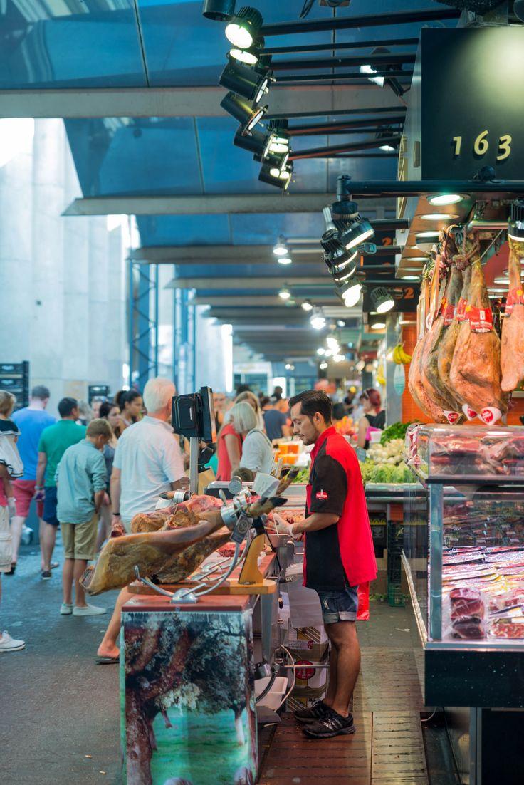 Traveler Nick: At the market
