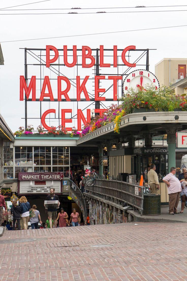 Best 25+ Pike place market ideas on Pinterest   Seattle ...