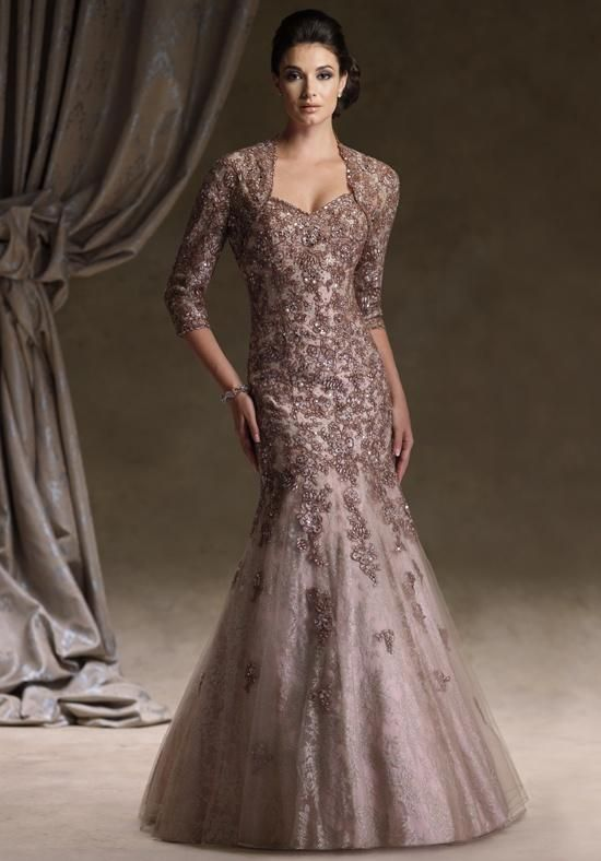 Ivonne D. 113D03 Mother Of The Bride Dress - The Knot