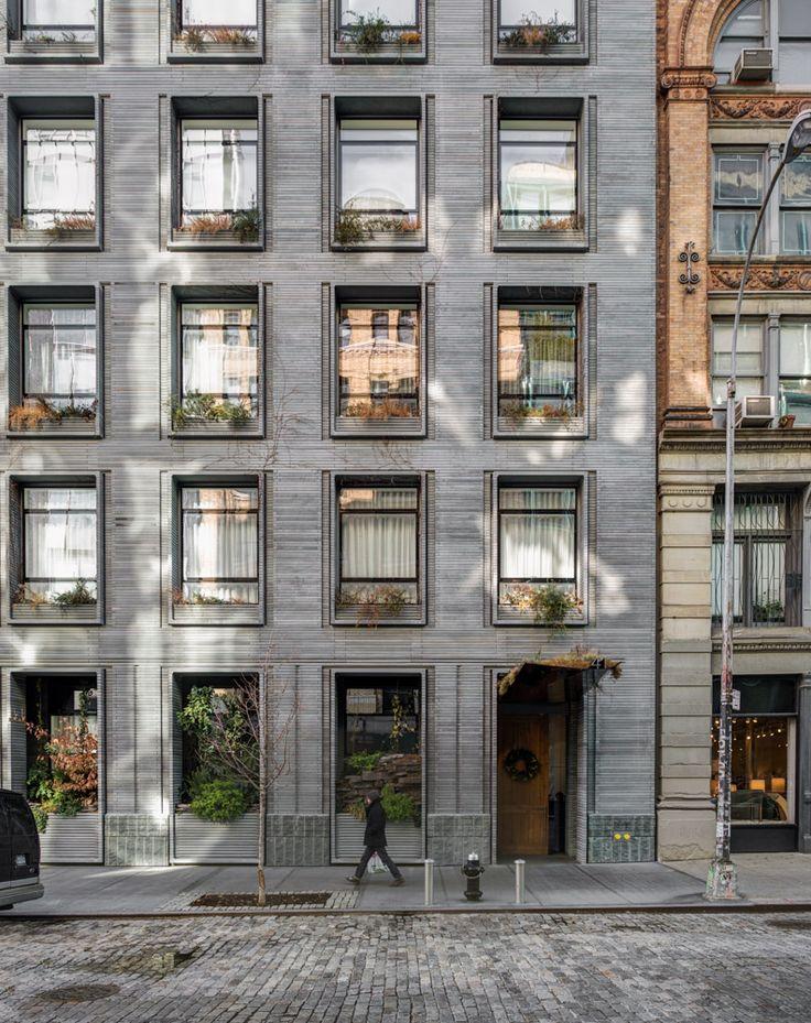 Green Building in Manhattan