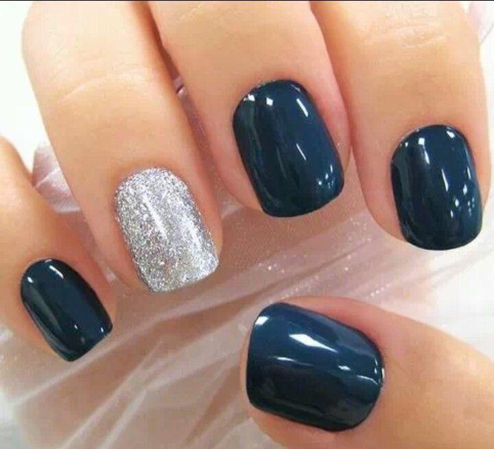Cute plain nails