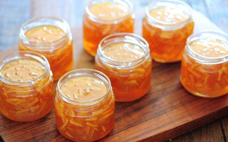 Portakal Reçeli Tarifi | 365gunmutfak.com