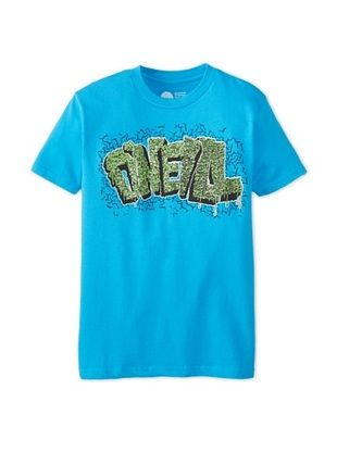61% OFF O'Neill Boy's 8-20 Phillips Tee (Neon Blue)