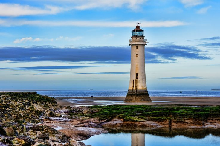 Perch Rock Lighthouse by Frank Irwin on 500px