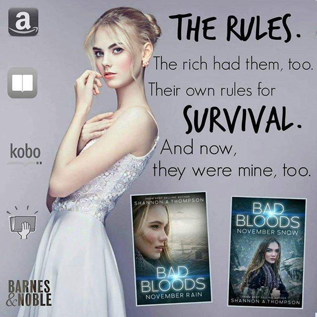 NOW AVAILABLE FOR PRE-ORDER  Bad Bloods in 35 words or less: 17-year-old Serena is the only bad blood to escape execution. Now symbolized for an election, she must prove her people are human despite hindering abilities before everyone is killed and a city is destroyed.  @shannonathompson #OwnYourStory #igbook #instaread #bookstagram #bibliophile #booknerd #bookgeek #bookworm #kindle #nook #barnesandnoble #Amazon #SciFi #dystopian #YAromance #New2UAuthor #NewRelease #PreOrder