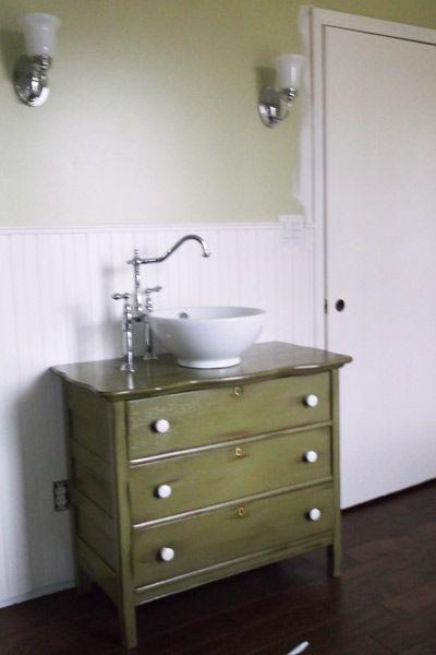 Best Bath Vanities Ideas On Pinterest Bathroom Vanities - Dresser turned bathroom vanity for bathroom decor ideas