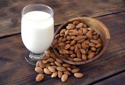 Ricetta latte di mandorla bio