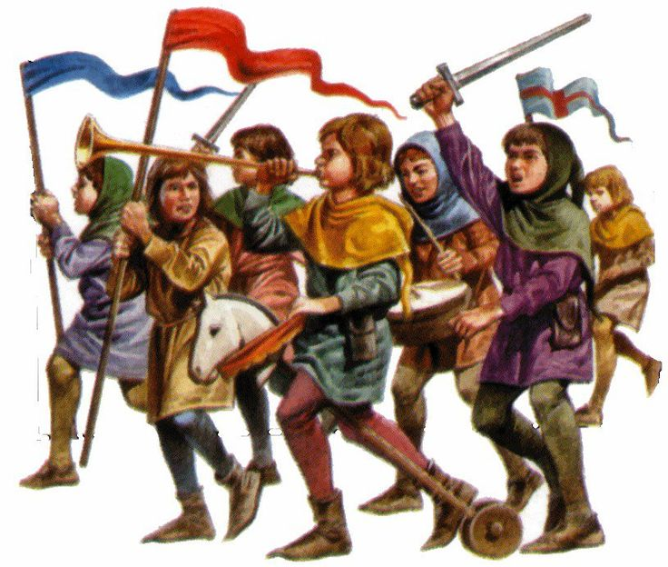 This post is the fifth in a series about the most prevalent modern myths about the Crusades and how to refute them.Pick up most books on the Middle Ages geared toward elementary-school students and you will more than likely find an article on the so-...