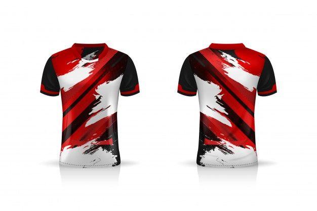 Download Specification Soccer Sport Esports Gam Premium Vector Freepik Vector Template Sport T Shir Sports Tshirt Designs Sports Jersey Design Jersey Design