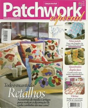 PATCHWORK especial Ano 1 N 12