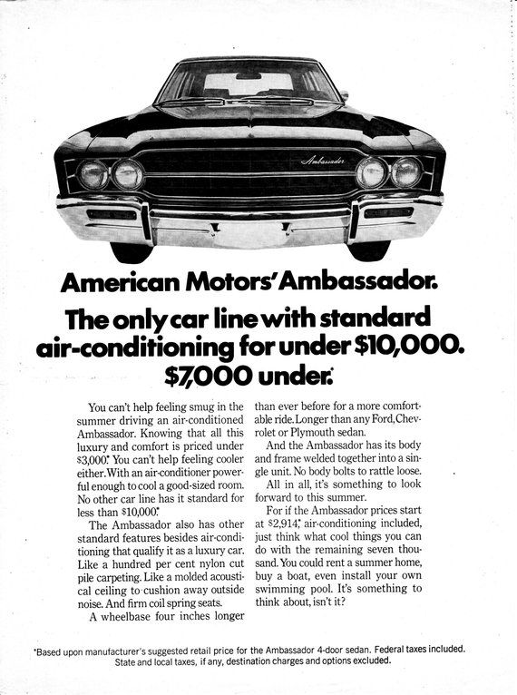 This Item Is Unavailable American Motors American American
