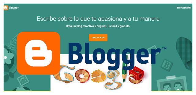 Tutorial Crear un blog en Blogger 2017   Se que hay muchaspersonas interesadas en crear un blo...