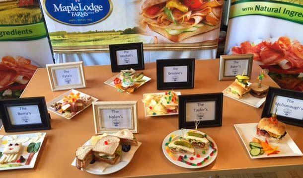 Your kids can make gourmet sandwiches too!  #FamilyFirst #NaturallyfromtheFarm