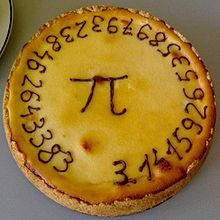 Happy Pi Day, everyone! What do you get if you divide the circumference of a jack-o-lantern by its diameter?