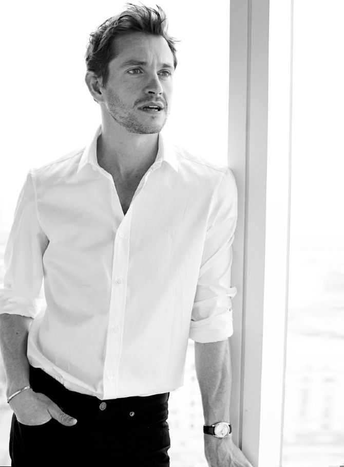Hugh Dancy | Oh, Claire Danes...how does it feel to win the lottery?
