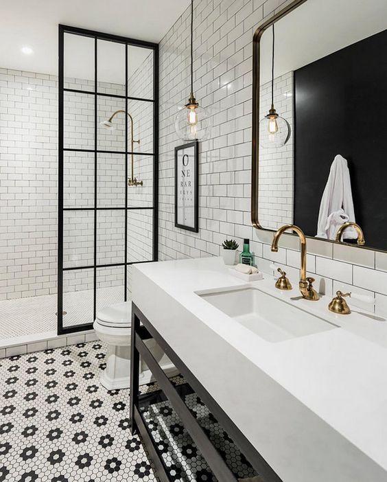 Best 25+ Industrial Bathroom Ideas On Pinterest | Industrial Bathroom  Mirrors, Bathroom Vanity Mirrors And Cozy Bathroom