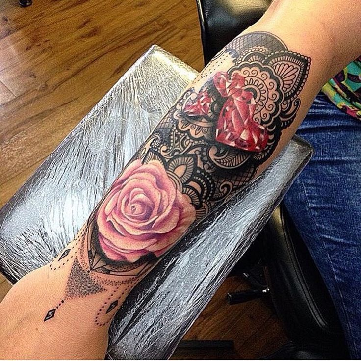 «OMFG i want somthing like this cool piece by @ryansmithtattooist dont you love this »