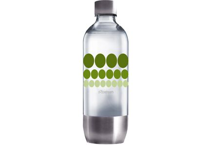 Sodastream Green Premium täyttöpullo 1l 10,95 €