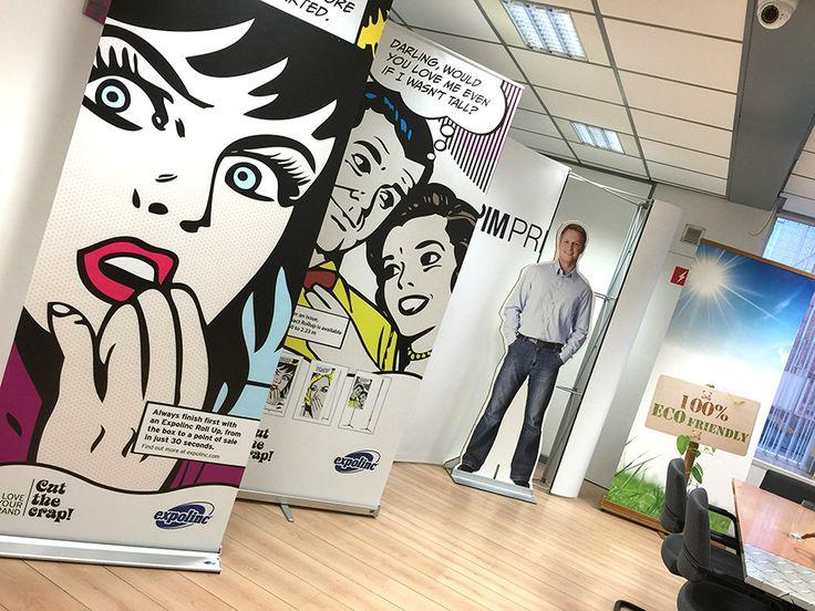 Kom je ook even langs in de banner showroom? http://blog.pimprint.nl/rollup-banner-showroom/
