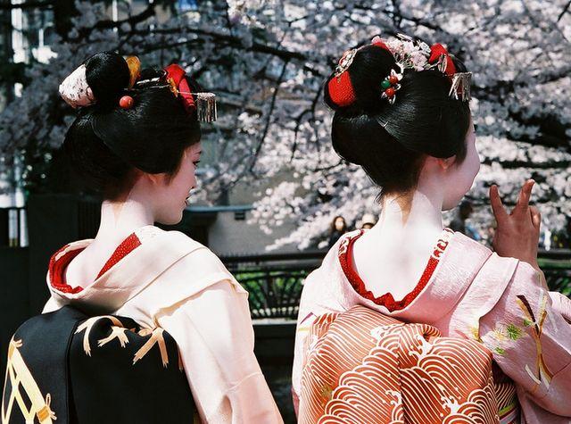 Significado de los tatuajes de Geishas