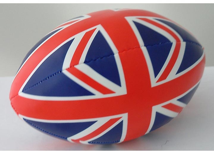 union jack rugby ball