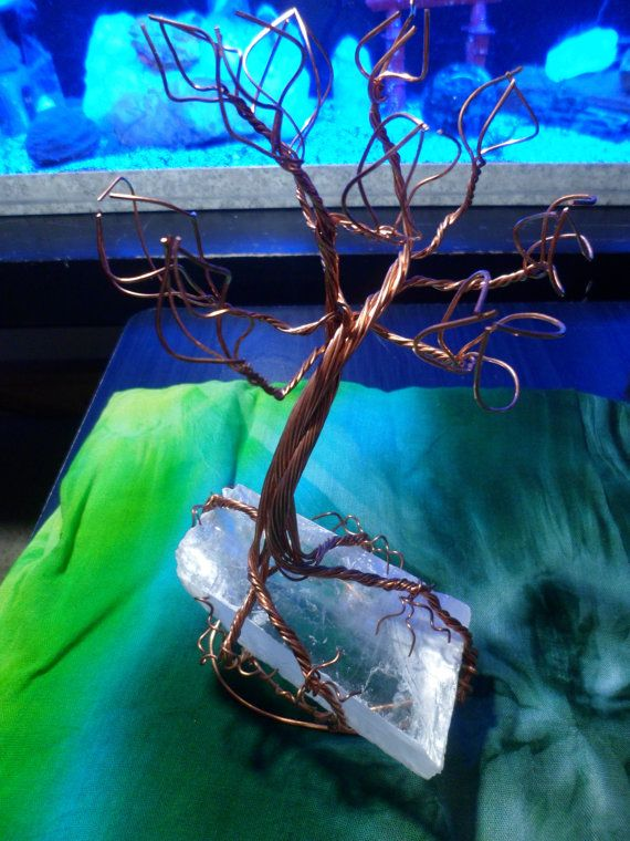 The 7 best Wire Trees images on Pinterest | Tree stands, Wire trees ...