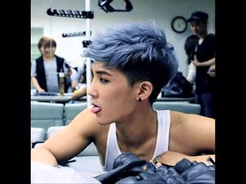 In love with this Blue Undercut