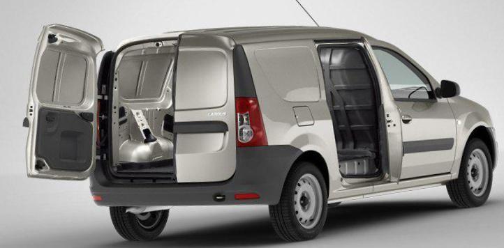 Lada Largus Van sale - http://autotras.com