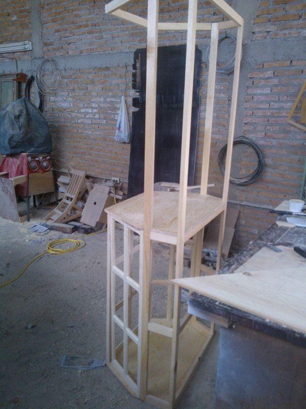 Vitrina bar quieres ver m s herramientas visita el foro - Foros de carpinteria ...