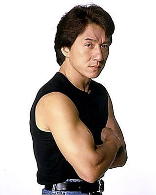 Jackie Chan...Rumble in the Bronx.