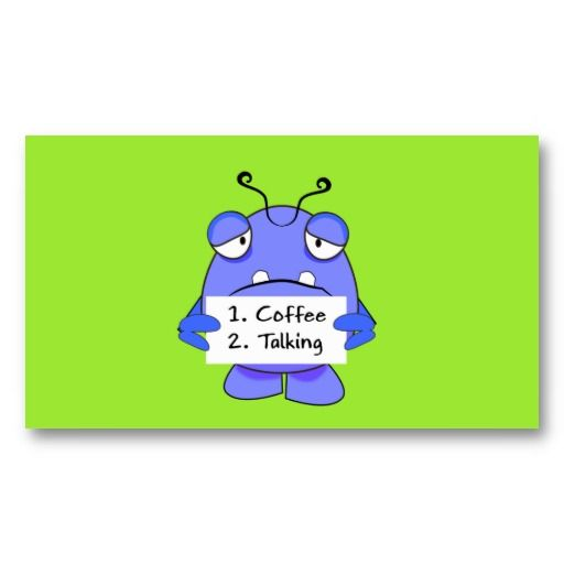 1000 images about Stop Talking Business Cards on