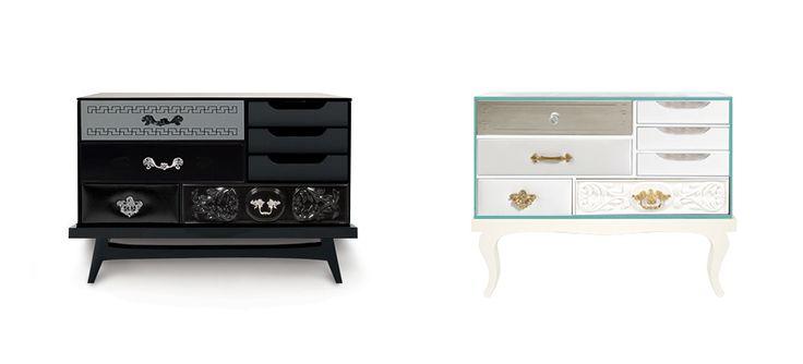 Black Modern Bedside Table: Best 25+ Modern Bedside Table Ideas On Pinterest